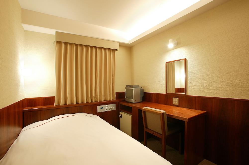 오카야마 뷰 호텔(Okayama View Hotel) Hotel Image 21 - Guestroom