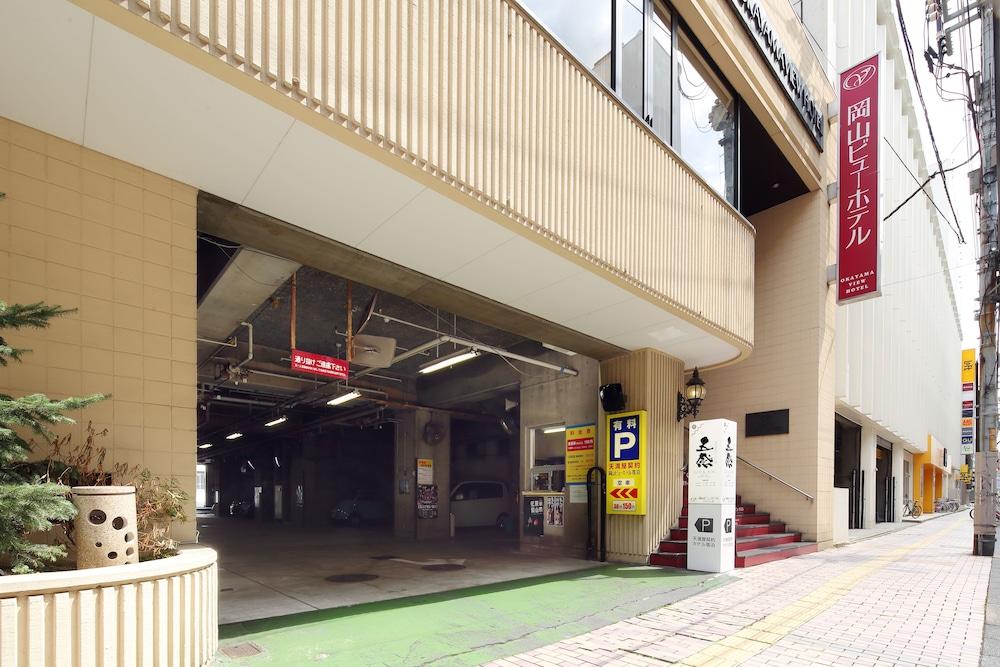 오카야마 뷰 호텔(Okayama View Hotel) Hotel Image 47 - Hotel Entrance