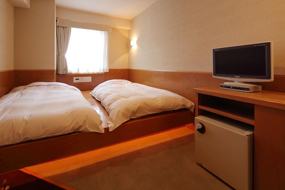 오카야마 뷰 호텔(Okayama View Hotel) Hotel Image 22 - Guestroom