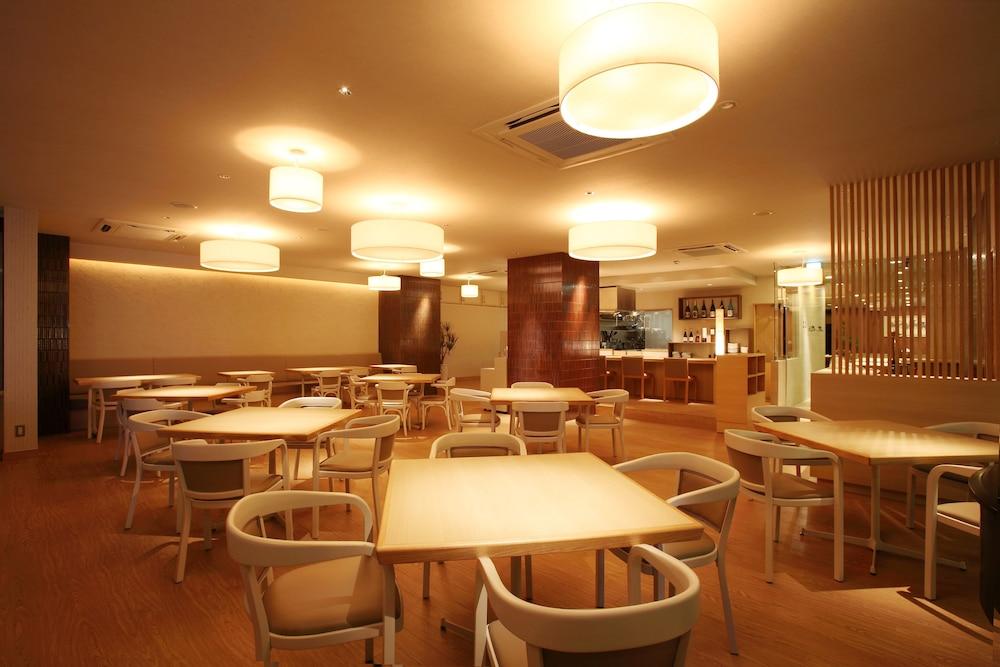 오카야마 뷰 호텔(Okayama View Hotel) Hotel Image 31 - Dining