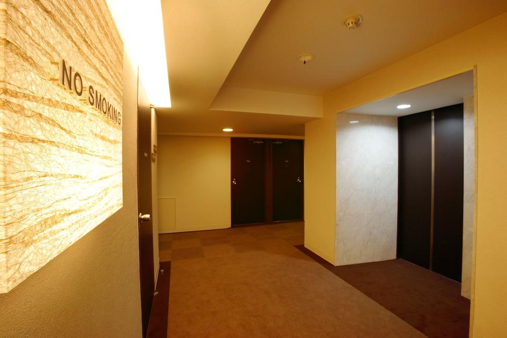 오카야마 뷰 호텔(Okayama View Hotel) Hotel Image 42 - Hallway