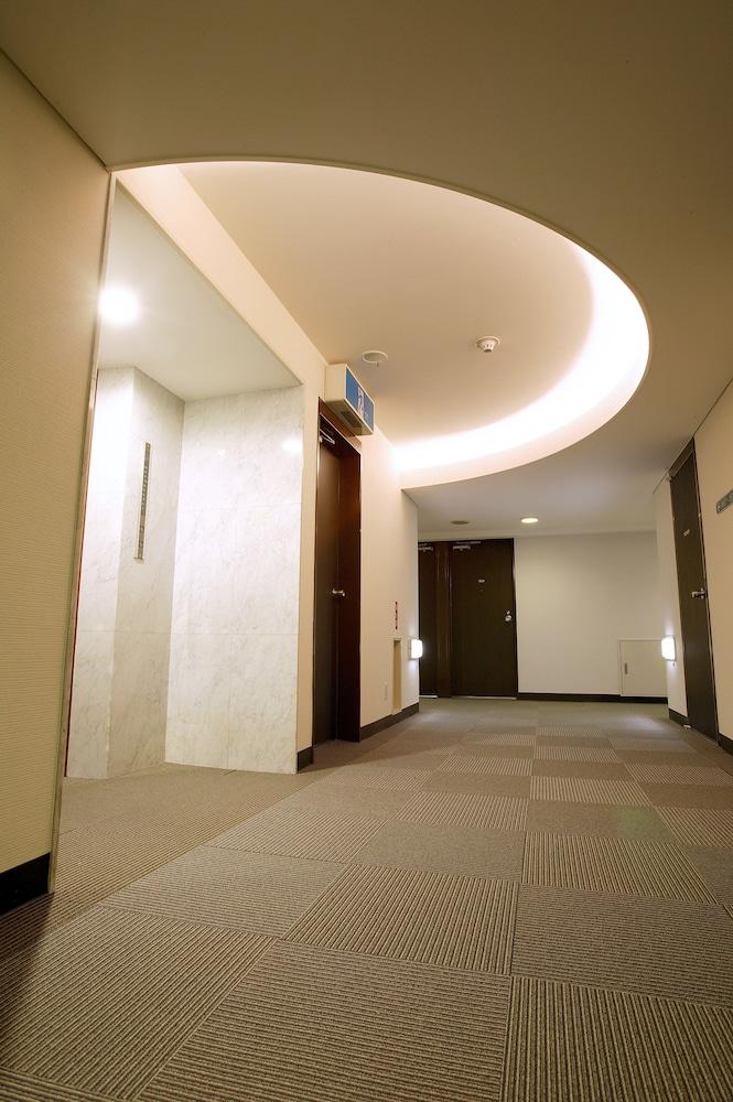 오카야마 뷰 호텔(Okayama View Hotel) Hotel Image 41 - Hallway
