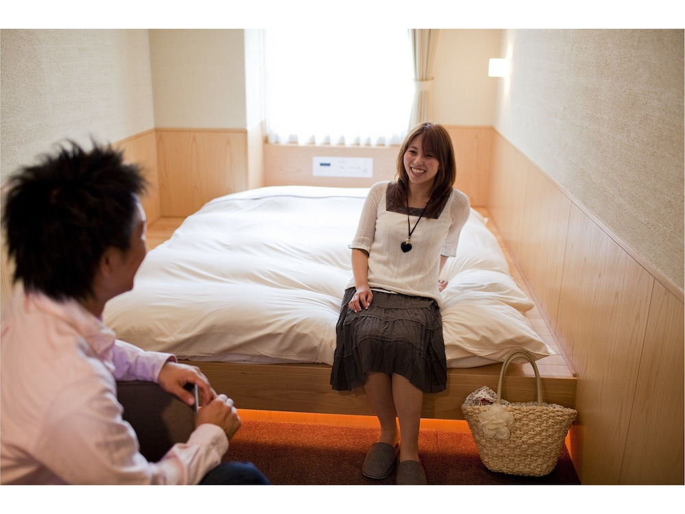 오카야마 뷰 호텔(Okayama View Hotel) Hotel Image 16 - Guestroom