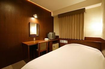 セミダブルルーム (喫煙)|岡山ビューホテル