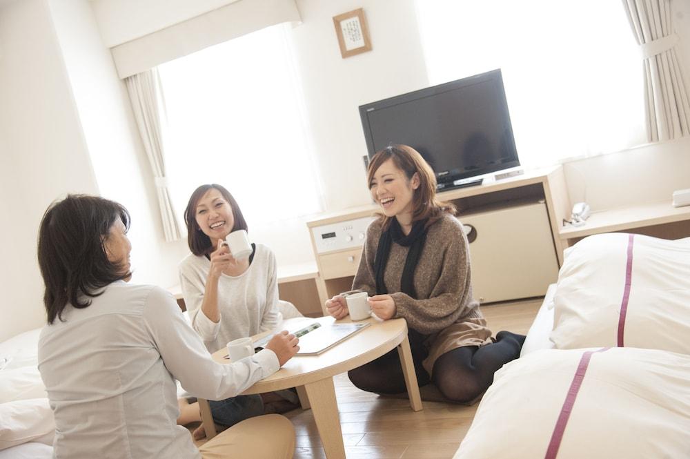 오카야마 뷰 호텔(Okayama View Hotel) Hotel Image 7 - Guestroom