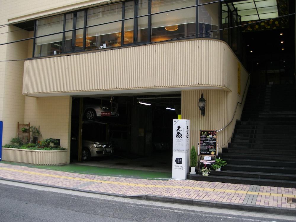 오카야마 뷰 호텔(Okayama View Hotel) Hotel Image 46 - Hotel Entrance