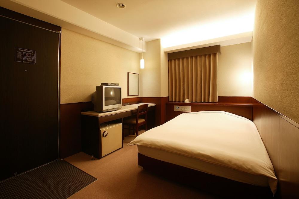 오카야마 뷰 호텔(Okayama View Hotel) Hotel Image 9 - Guestroom