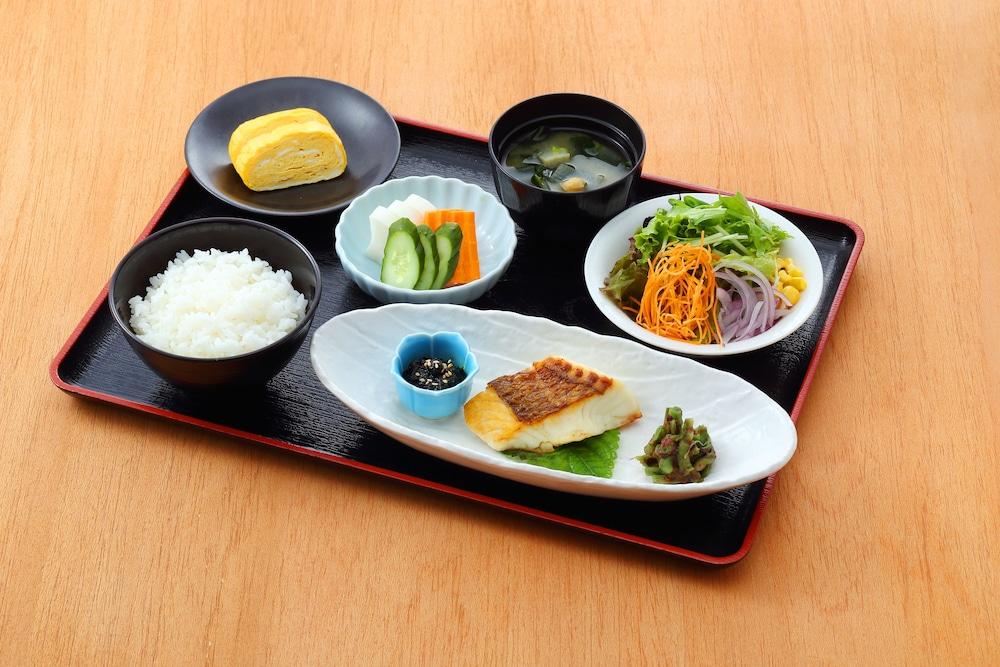 오카야마 뷰 호텔(Okayama View Hotel) Hotel Image 34 - Breakfast Area