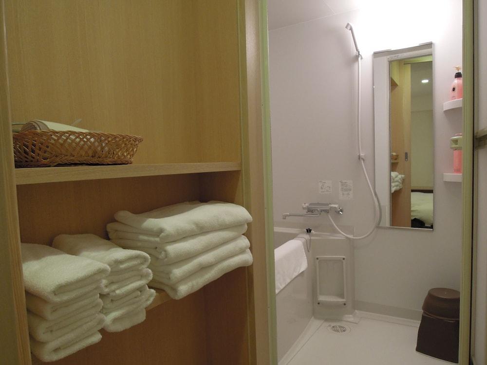 오카야마 뷰 호텔(Okayama View Hotel) Hotel Image 26 - Bathroom
