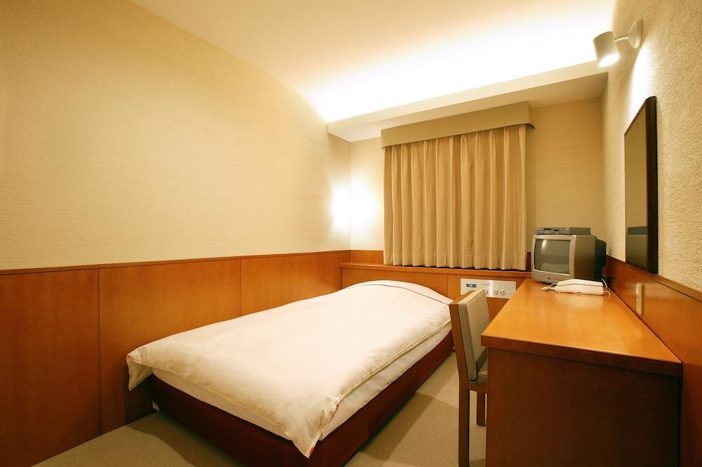 오카야마 뷰 호텔(Okayama View Hotel) Hotel Image 20 - Guestroom