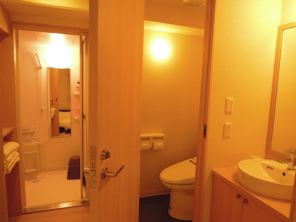 오카야마 뷰 호텔(Okayama View Hotel) Hotel Image 50 - Bathroom