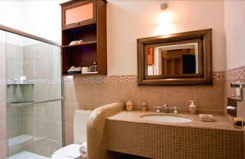엘 찬테 스파 호텔(El Chante Spa Hotel) Hotel Image 47 - Bathroom