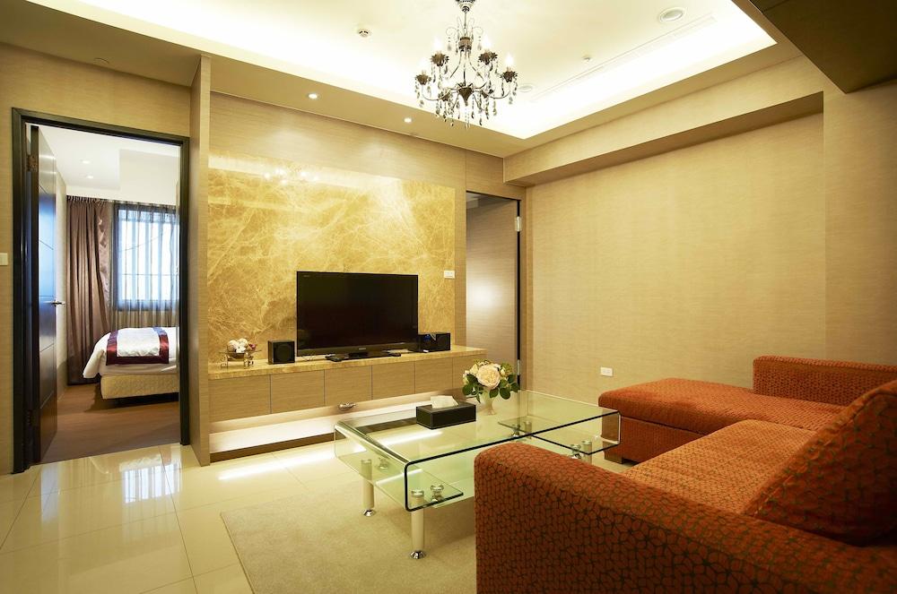 마스터 호텔(Master Hotel) Hotel Image 19 - 거실 공간
