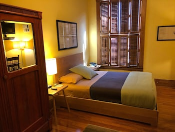 Double Room, Ensuite, City View (Room 19)