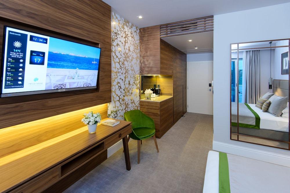 호텔 아리스톤(Hotel Ariston) Hotel Image 3 - Guestroom