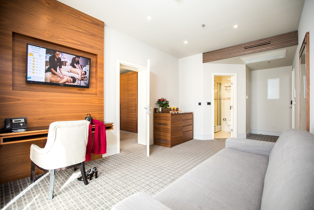 호텔 아리스톤(Hotel Ariston) Hotel Image 19 - Living Area