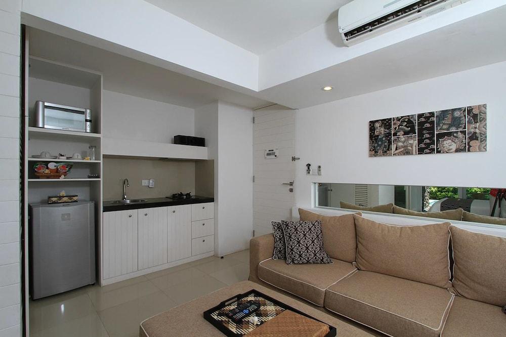 아스타나 쿤티 스위트 아파트먼트(Astana Kunti Suite Apartment) Hotel Image 11 - In-Room Kitchen