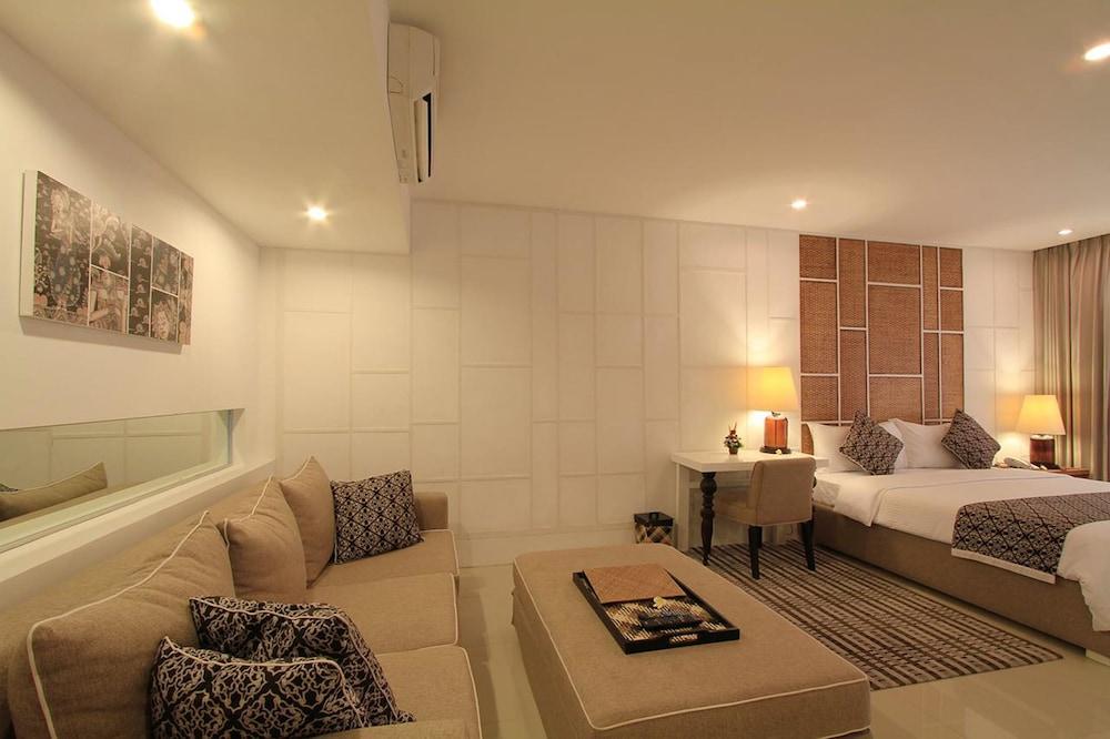 아스타나 쿤티 스위트 아파트먼트(Astana Kunti Suite Apartment) Hotel Image 8 - Guestroom