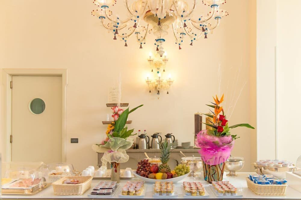 그랜드 호텔 디 레세(Grand Hotel di Lecce) Hotel Image 21 - Breakfast buffet