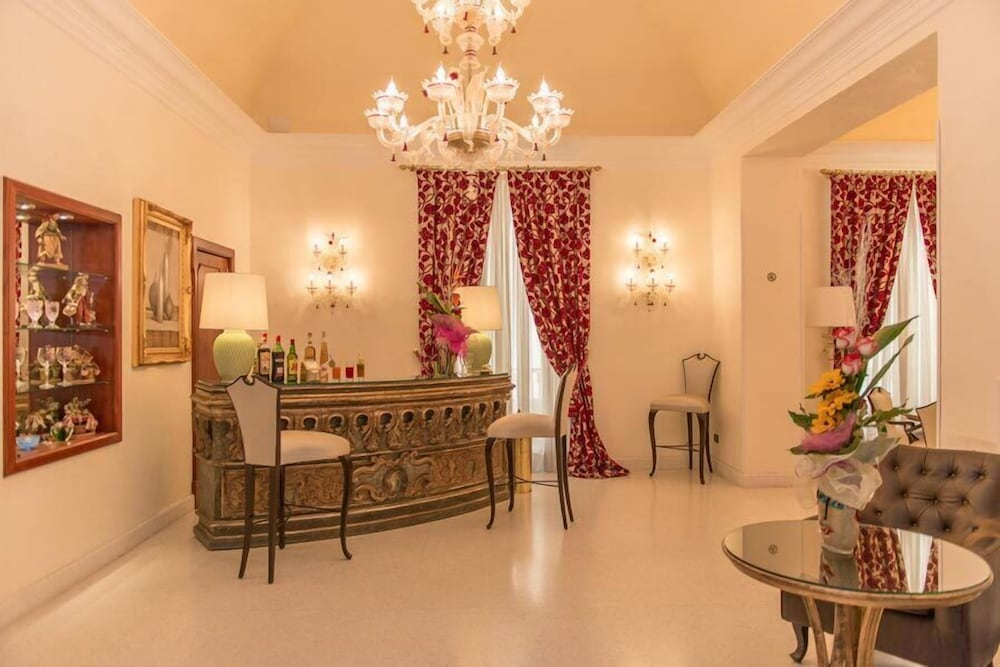 그랜드 호텔 디 레세(Grand Hotel di Lecce) Hotel Image 23 - Hotel Bar