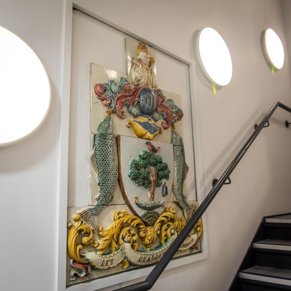 호텔 인디고 글래스고(Hotel Indigo Glasgow) Hotel Image 36 - 레스토랑