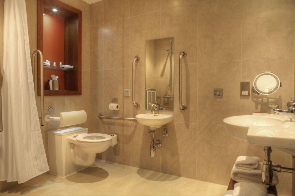호텔 인디고 글래스고(Hotel Indigo Glasgow) Hotel Image 26 - 욕실