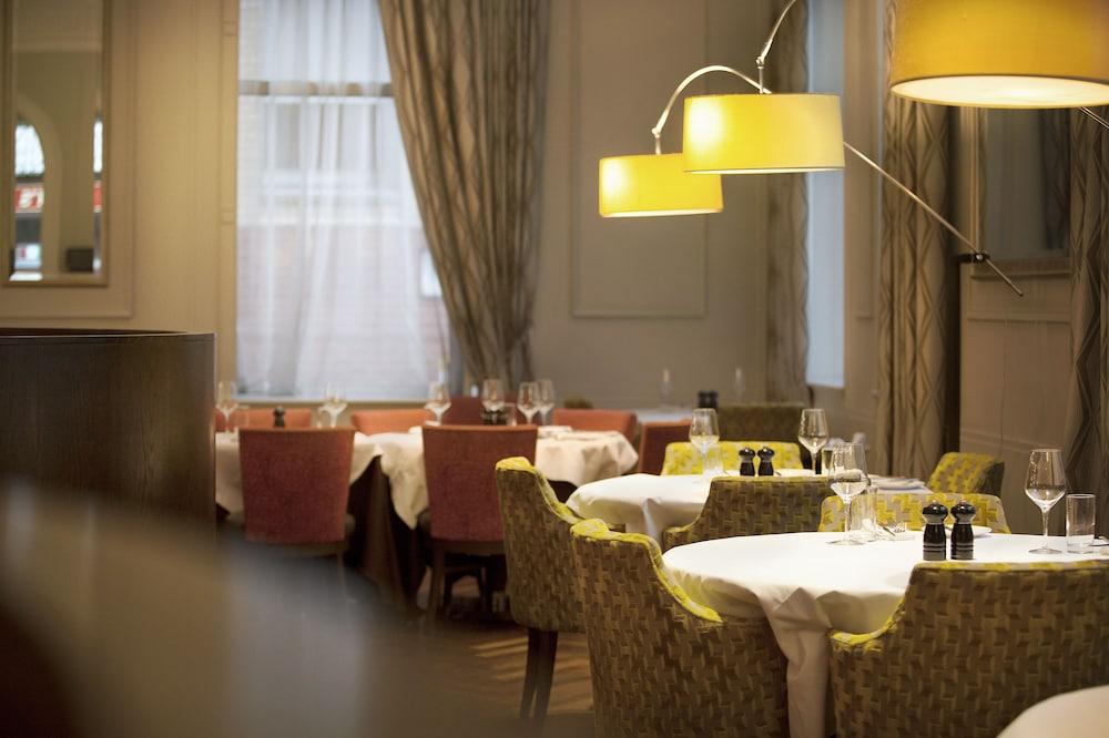 호텔 인디고 글래스고(Hotel Indigo Glasgow) Hotel Image 31 - 레스토랑