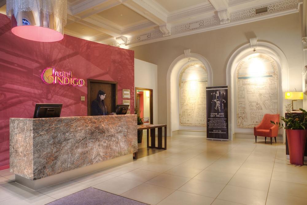 호텔 인디고 글래스고(Hotel Indigo Glasgow) Hotel Image 22 - 로비