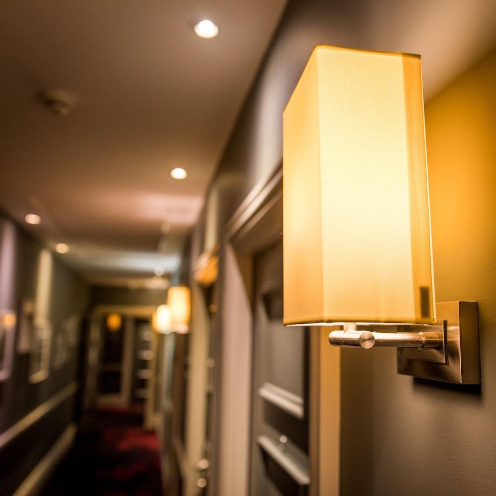 호텔 인디고 글래스고(Hotel Indigo Glasgow) Hotel Image 3 - 로비