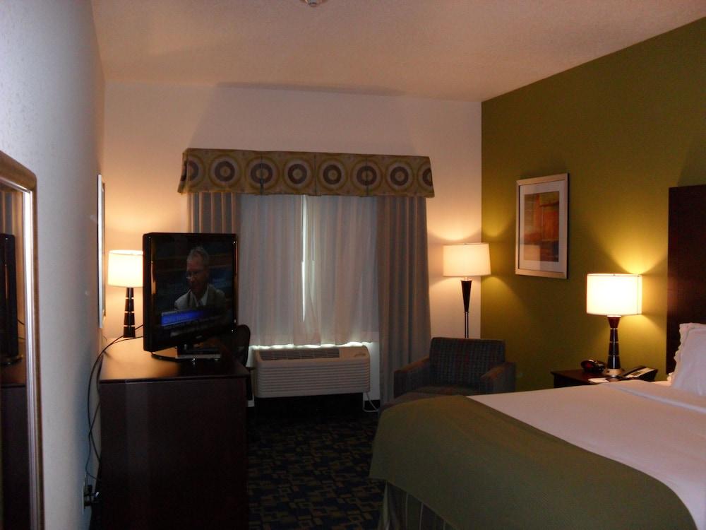 홀리데이 인 익스프레스 & 스위트 어반데일(Holiday Inn Express and Suites Urbandale) Hotel Image 16 - Guestroom