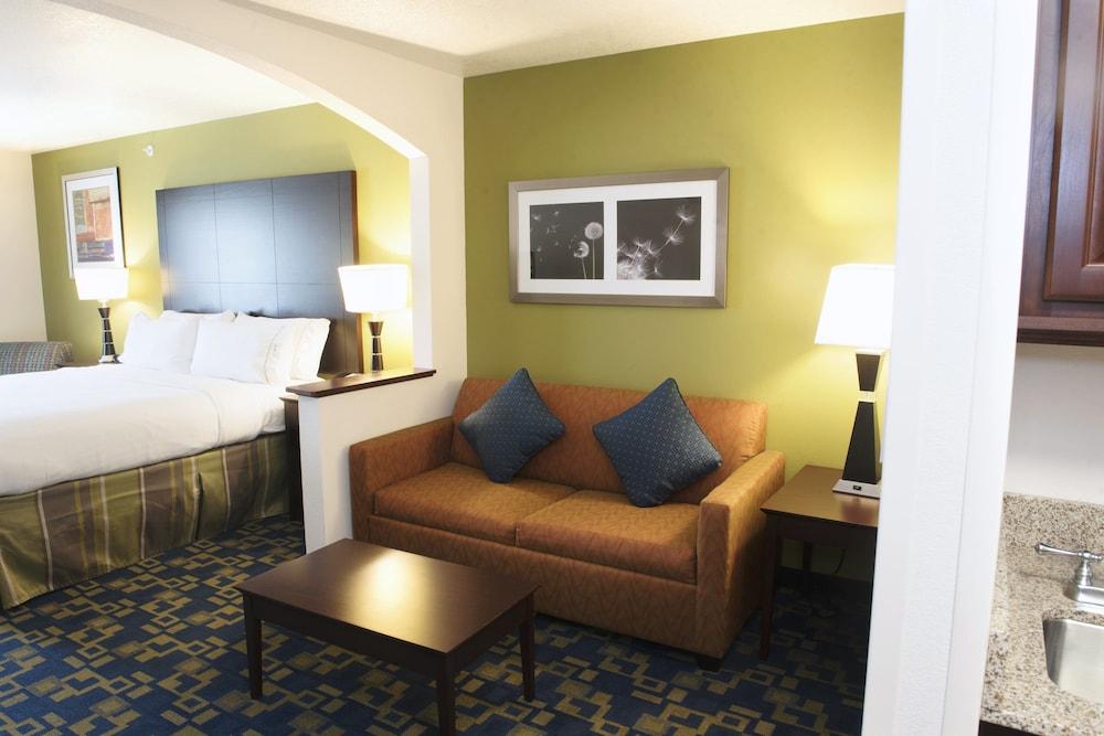 홀리데이 인 익스프레스 & 스위트 어반데일(Holiday Inn Express and Suites Urbandale) Hotel Image 9 - Guestroom