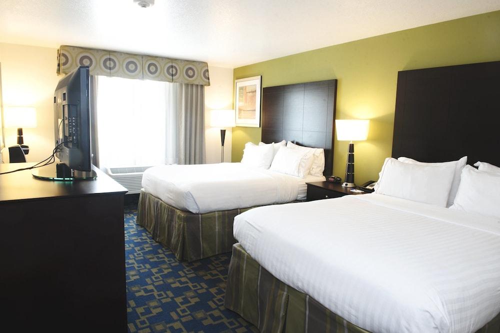 홀리데이 인 익스프레스 & 스위트 어반데일(Holiday Inn Express and Suites Urbandale) Hotel Image 10 - Guestroom