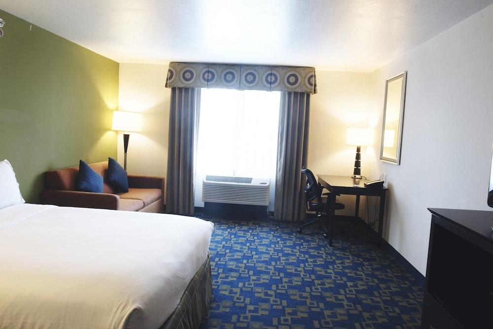 홀리데이 인 익스프레스 & 스위트 어반데일(Holiday Inn Express and Suites Urbandale) Hotel Image 11 - Guestroom