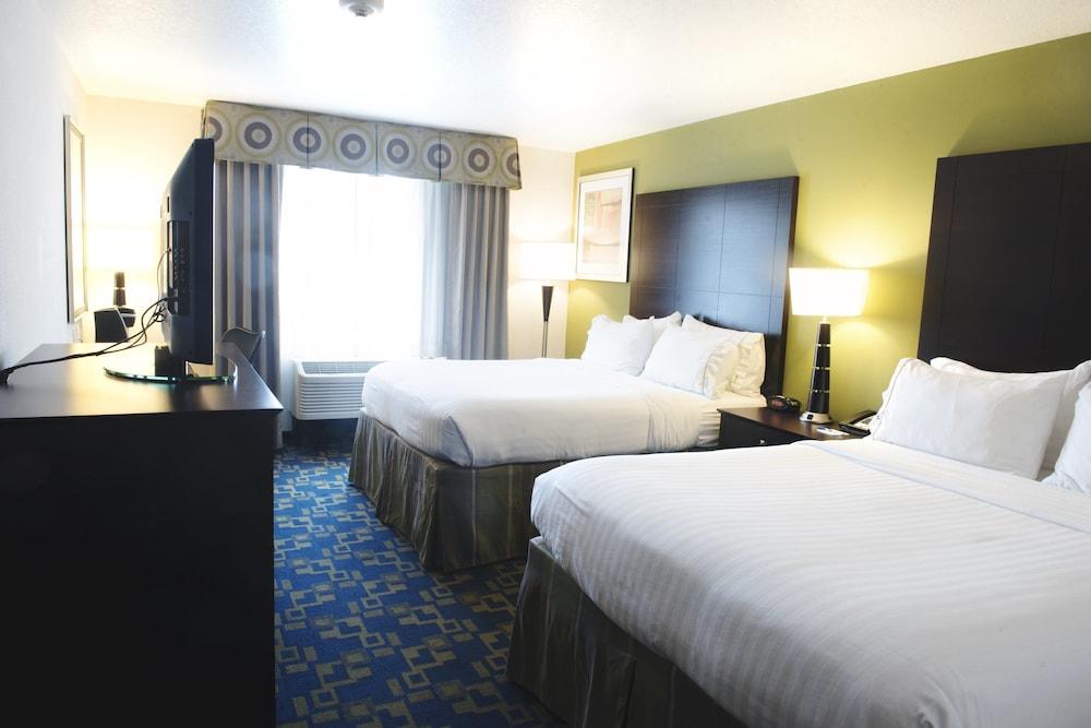 홀리데이 인 익스프레스 & 스위트 어반데일(Holiday Inn Express and Suites Urbandale) Hotel Image 12 - Guestroom
