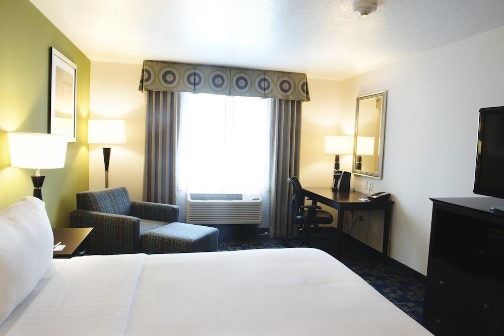 홀리데이 인 익스프레스 & 스위트 어반데일(Holiday Inn Express and Suites Urbandale) Hotel Image 13 - Guestroom