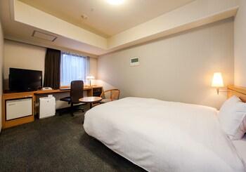 スタンダードダブルルーム 喫煙 1名利用|16㎡|ダイワ ロイネット ホテル 名古屋新幹線口