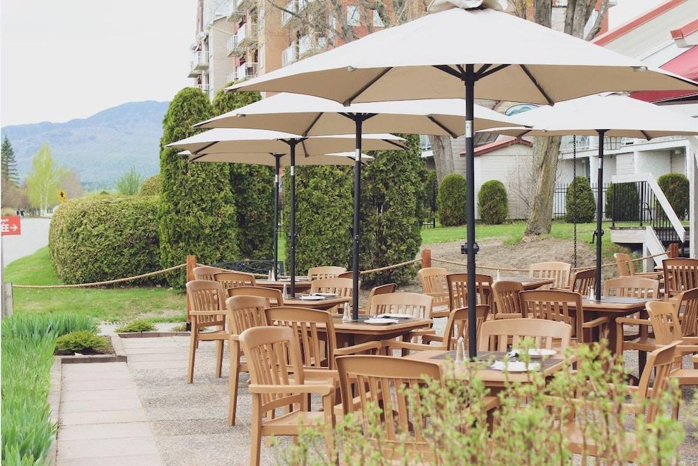 호텔 & 스파 에뚜알 수르 르 락(Hotel & Spa Etoile-sur-le-Lac) Hotel Image 57 - Restaurant