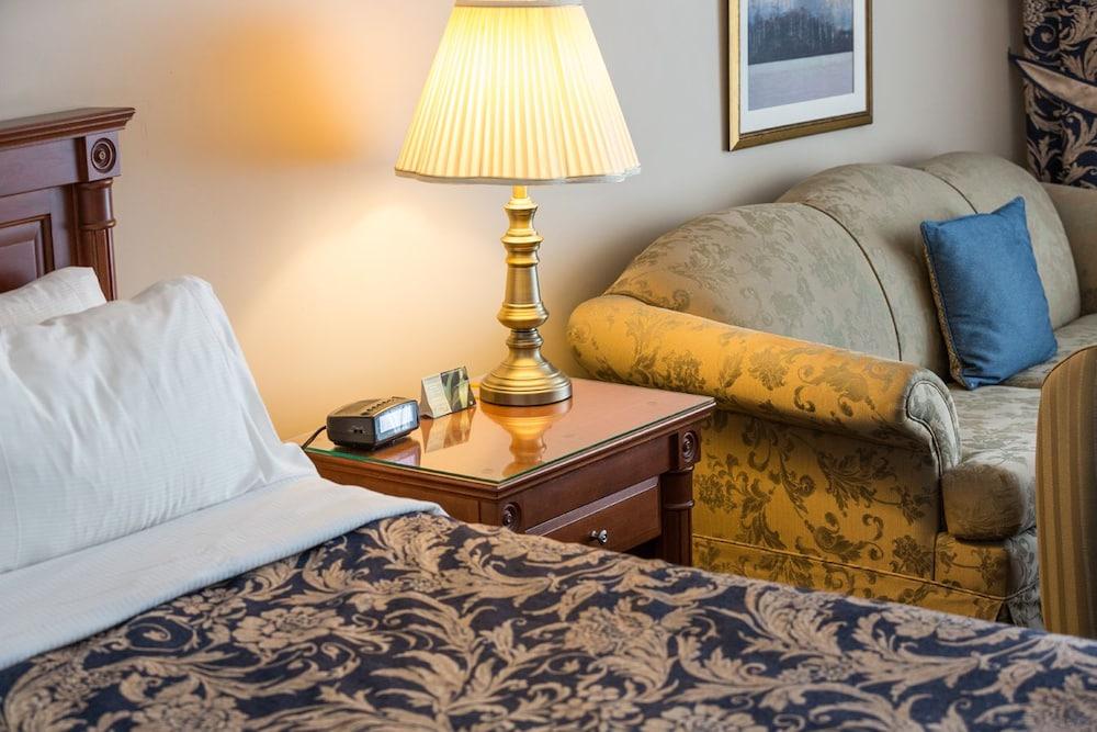 호텔 & 스파 에뚜알 수르 르 락(Hotel & Spa Etoile-sur-le-Lac) Hotel Image 3 - Guestroom