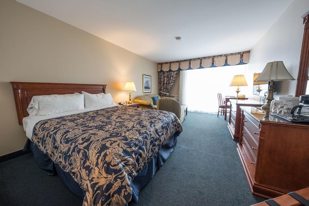 호텔 & 스파 에뚜알 수르 르 락(Hotel & Spa Etoile-sur-le-Lac) Hotel Image 7 - Guestroom