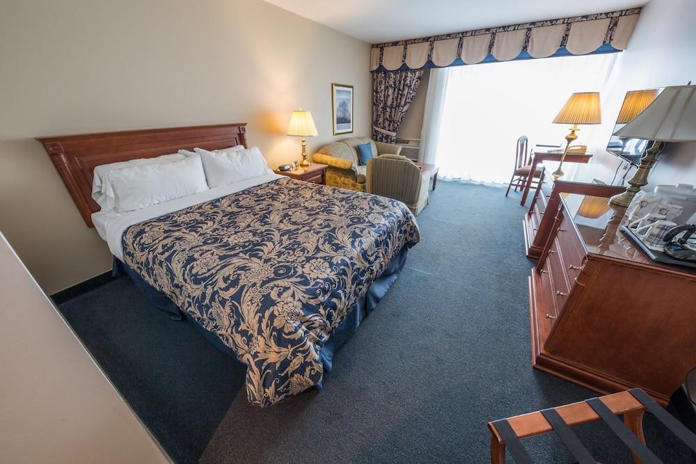 호텔 & 스파 에뚜알 수르 르 락(Hotel & Spa Etoile-sur-le-Lac) Hotel Image 10 - Guestroom