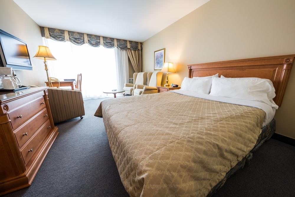 호텔 & 스파 에뚜알 수르 르 락(Hotel & Spa Etoile-sur-le-Lac) Hotel Image 11 - Guestroom