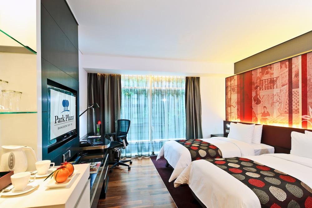 파크 플라자 방콕 소이 18(Park Plaza Bangkok Soi 18) Hotel Image 3 - Guestroom
