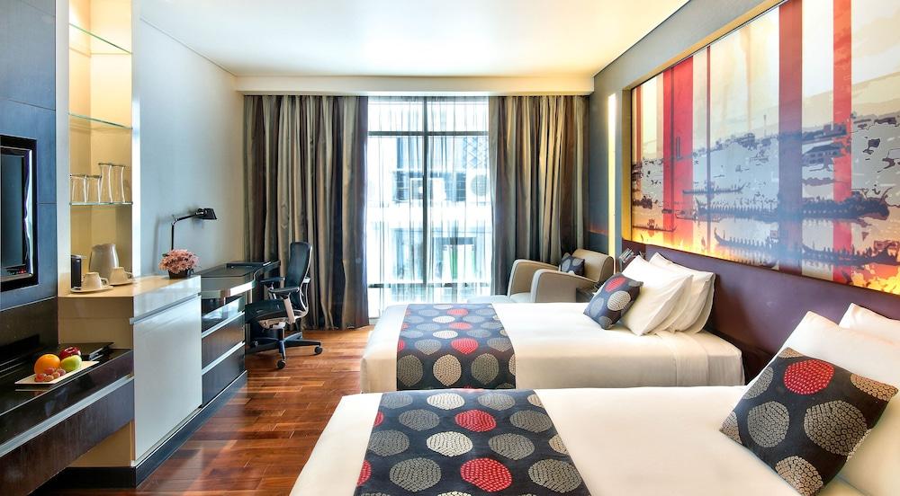 파크 플라자 방콕 소이 18(Park Plaza Bangkok Soi 18) Hotel Image 7 - Guestroom