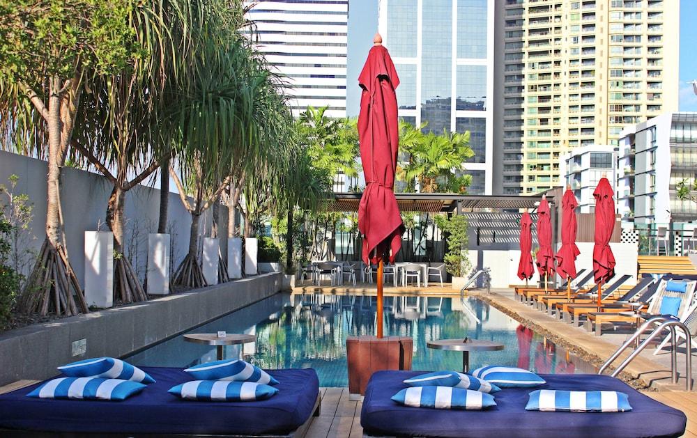 파크 플라자 방콕 소이 18(Park Plaza Bangkok Soi 18) Hotel Image 16 - Rooftop Pool