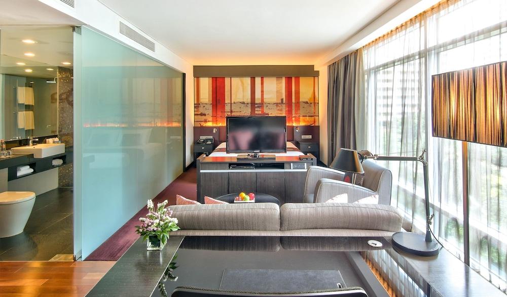 파크 플라자 방콕 소이 18(Park Plaza Bangkok Soi 18) Hotel Image 8 - Guestroom