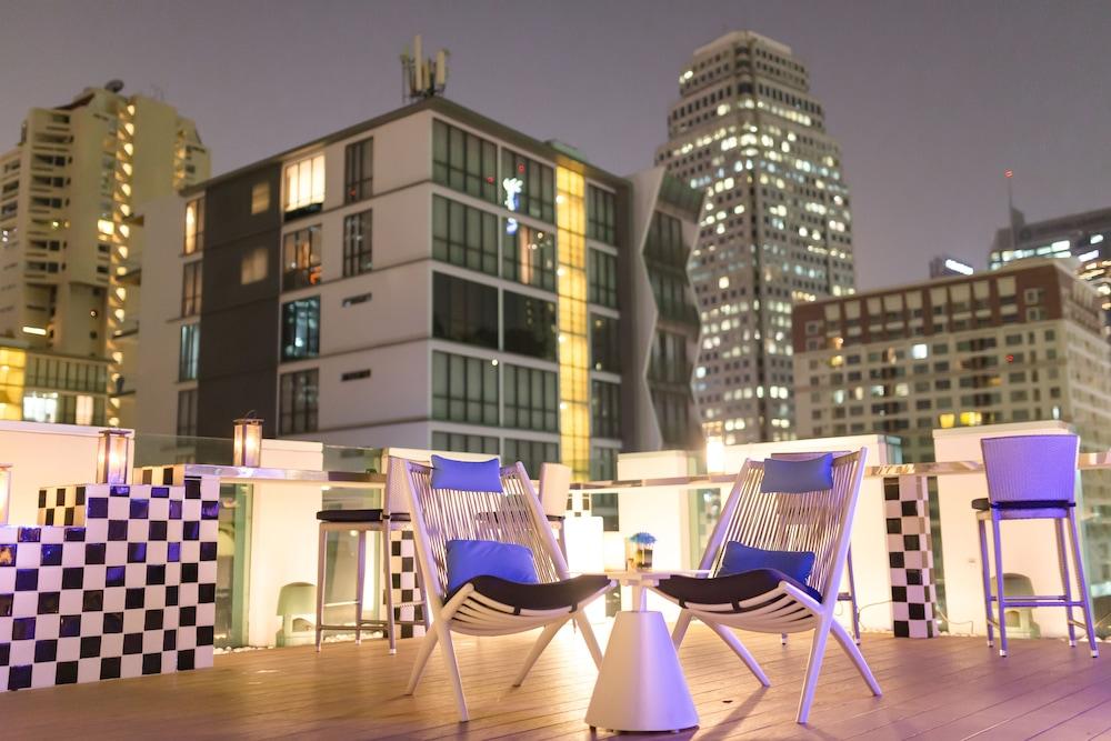 파크 플라자 방콕 소이 18(Park Plaza Bangkok Soi 18) Hotel Image 35 - Rooftop Pool