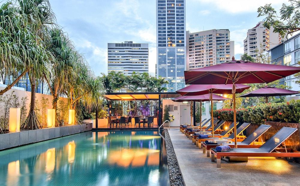 파크 플라자 방콕 소이 18(Park Plaza Bangkok Soi 18) Hotel Image 0 - Featured Image