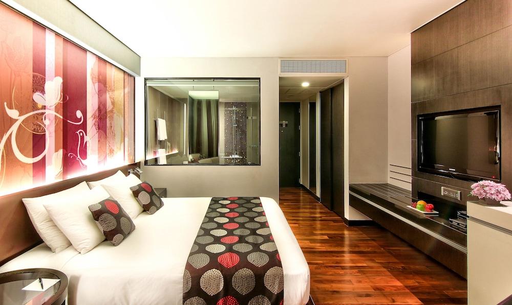 파크 플라자 방콕 소이 18(Park Plaza Bangkok Soi 18) Hotel Image 9 - Guestroom