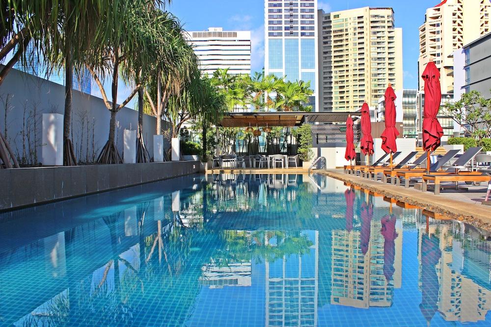 파크 플라자 방콕 소이 18(Park Plaza Bangkok Soi 18) Hotel Image 19 - Rooftop Pool