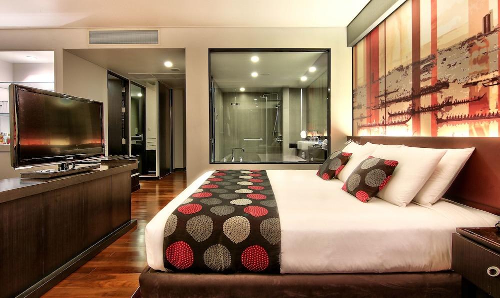 파크 플라자 방콕 소이 18(Park Plaza Bangkok Soi 18) Hotel Image 14 - Bathroom